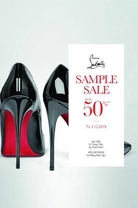 """Bí mật """"siêu khủng"""" của thương hiệu giày Christian Louboutin tại Việt Nam được hé lộ - Ảnh 4."""