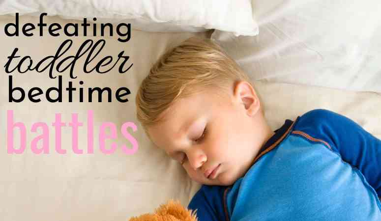 Defeating 3 Year Old Bedtime Tantrums, Battles and Power Struggles!