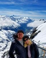 10000ft up swiss alps
