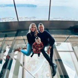 Holidays at the Space Needle