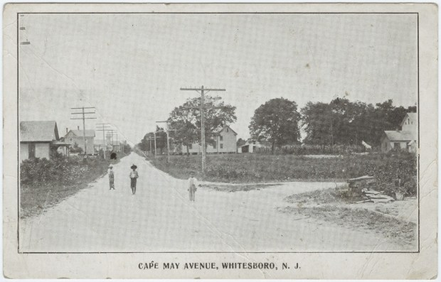Cape May Ave