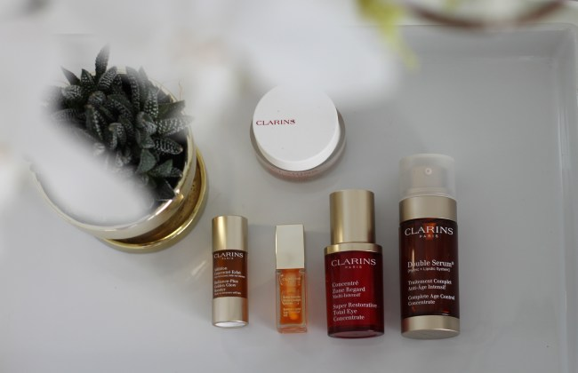 top clarins products picked by amanda tur miami fashion blogger who attended the clarins spa inside the nordstrom store at the village of merrick park mall in coral gables florida