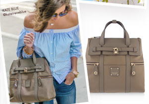 Amanda Tur Featured on Henri Bendel's Email Marketing Campaign Summer 2015
