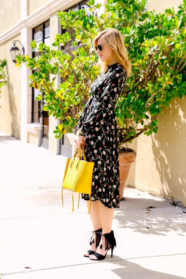 Henri Bendel Yellow -2