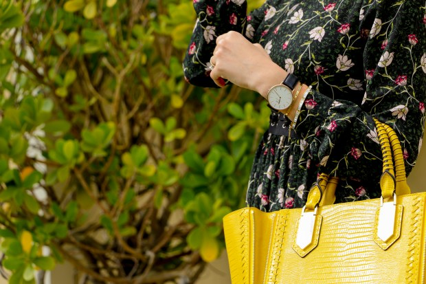 Henri Bendel Yellow -7
