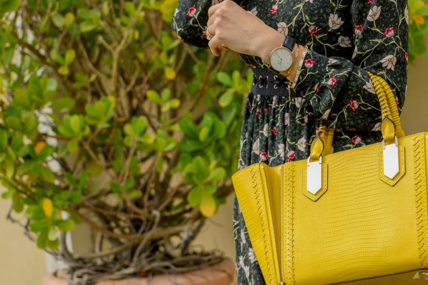 Henri Bendel Yellow -8