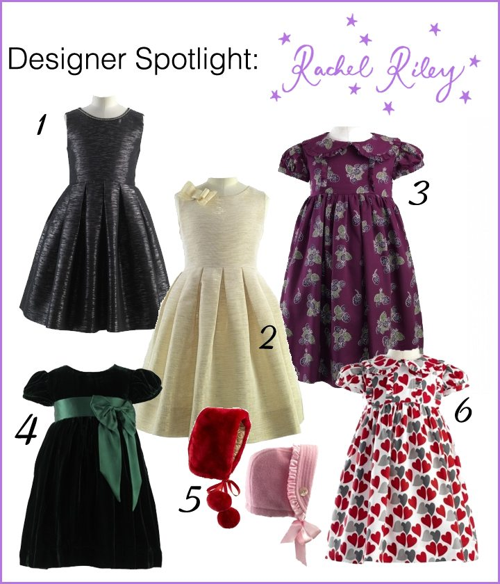 Designer Spotlight: Rachel Riley