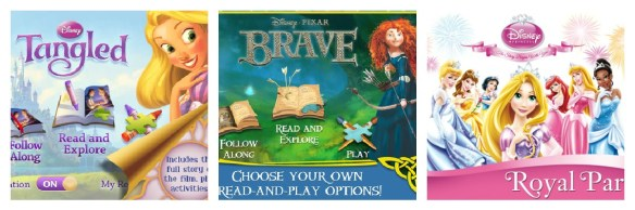 Disney Digital Books Cyber-Monday Sale