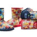 UGG® Australia Kid's Classic Art & Sole Boot