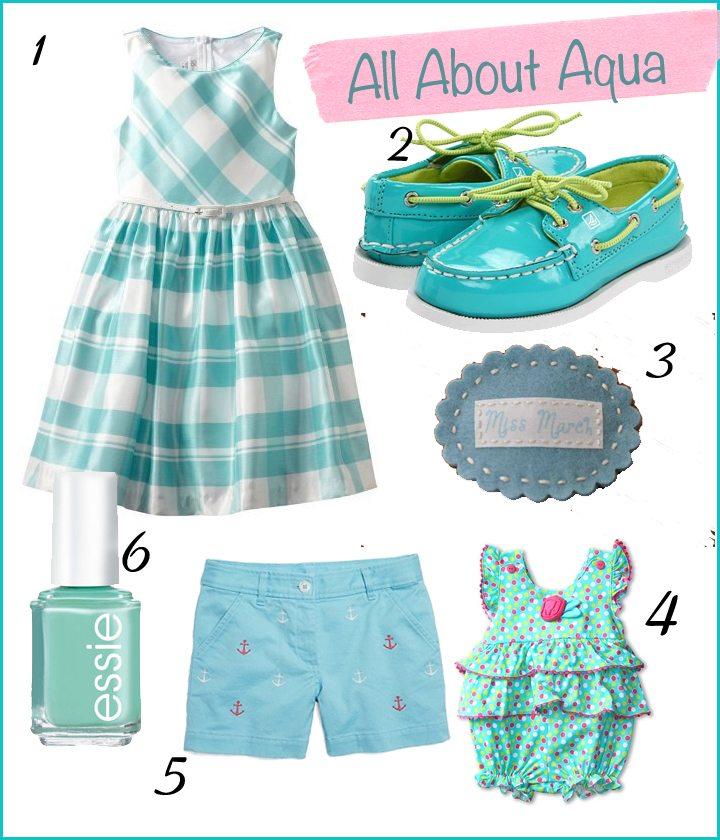 All About Aqua | AFancyGirlMust.com