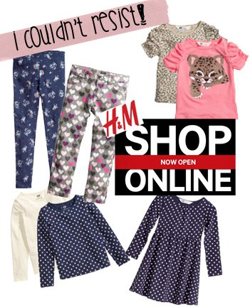 H&M Online Shopping Now Available