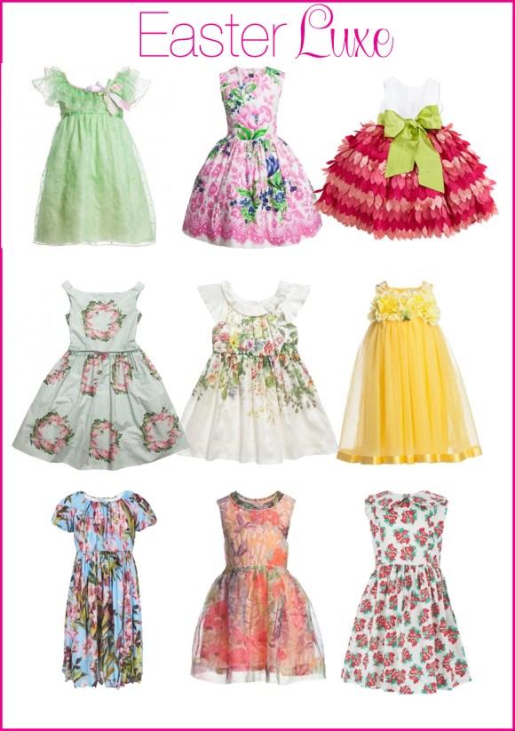 Luxe Easter/Spring Dresses | AFancyGirlMust.com