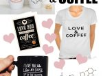 Love & Coffee: Valentine's Day Gifts for the Coffee Loving Girl in Your Life | AFancyGirlMust.com
