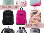 Jansport Backpacks Fall 2016