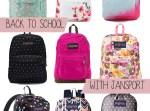 Jansport Backpacks Fall 2016