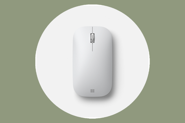 The Microsoft Modern Mobile Mouse is the latest in the brand's line of wireless mice.