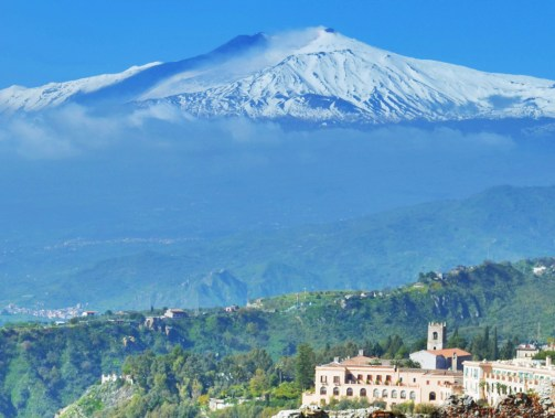 Image result for Mount Etna, Sicily