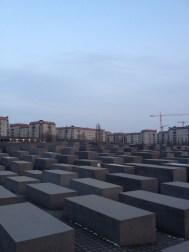 Holocaust memorial. Where's Wally?