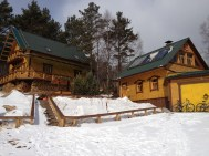 Baikler eco hostel - and the punctured bikes