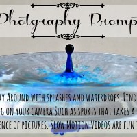 Photography Prompt #3