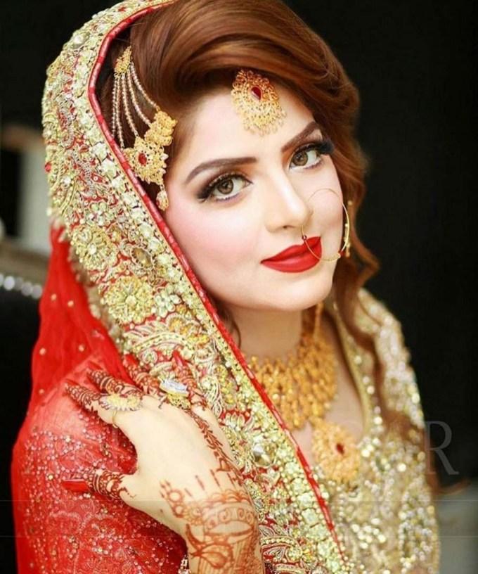 upcoming pakistani wedding bridal makeup ideas 2019