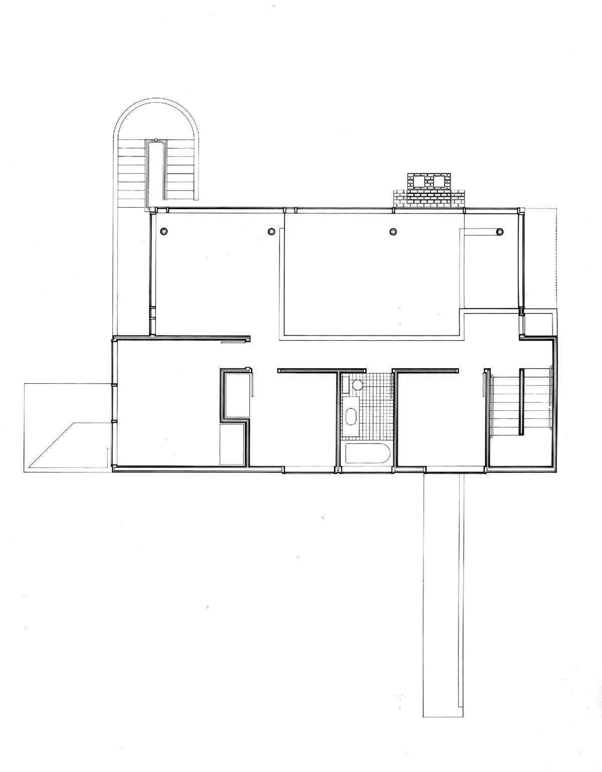 Richard Meier Smith House Darien 16