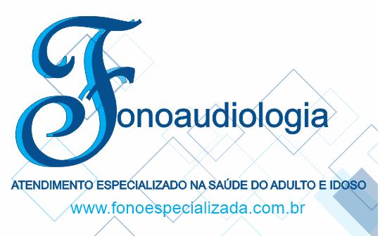 Fonoaudiologia Especializada Na Saúde do Adulto e Idoso
