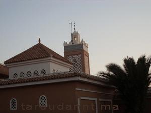 masjid-a3dam3 المسجد الأعظم بتارودانت المزيد