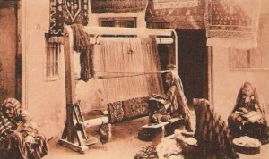 tissage-tapis-300x178 أزطا ... النسيج التقليدي أخبار آفيان المزيد