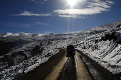 neigemaroc_498216928 برد قارس يجتاح المغرب ودرجة الحرارة تحت الصفر بالرباط المزيد