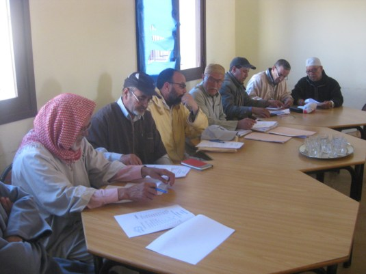 IMG_2409 جماعة النحيت : جمعية النحيت لدعم التمدرس تعقد جمعها النصف السنوي أخبار آفيان إداوزدوت
