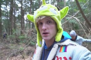 Logan Paul in Suicide Forest