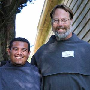 Fr. John & Br. Albert