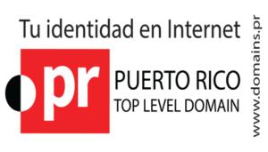 Logo de Dominios PR