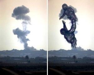 gaza-israel-rocket-strike-smoke-art-24