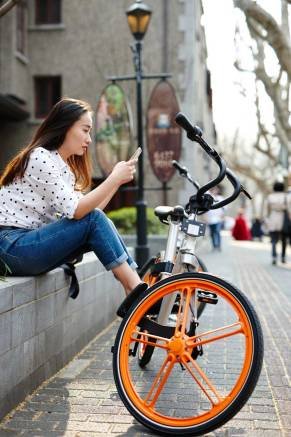Mobile-China-bike-sharing-app-photo-2