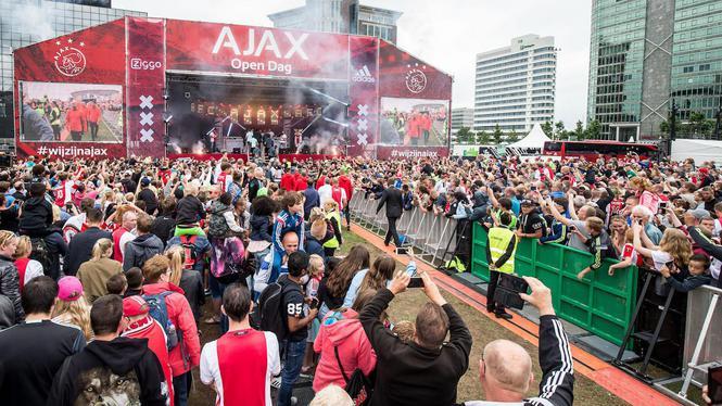 Open Dag AJAX 2018