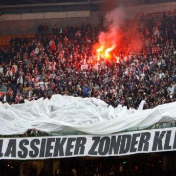 Ajax gaat in beroep tegen antwoord KNVB betreffende halve finale beker.