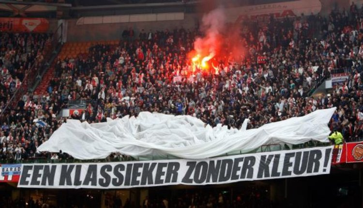 Weer geen Ajax-supporters in de Kuip?
