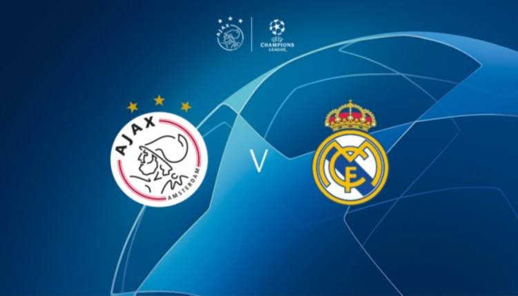 Ajax treft Real Madrid in achtste finales
