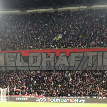 Fotoverslag AFC Ajax – Lille