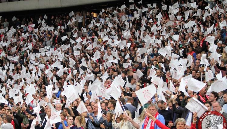 Fotoverslag AFC Ajax – PAOK