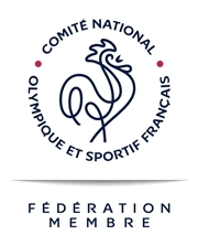 CNOSF logo fédération membre associé