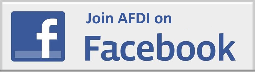 Join AFDI on Facebook