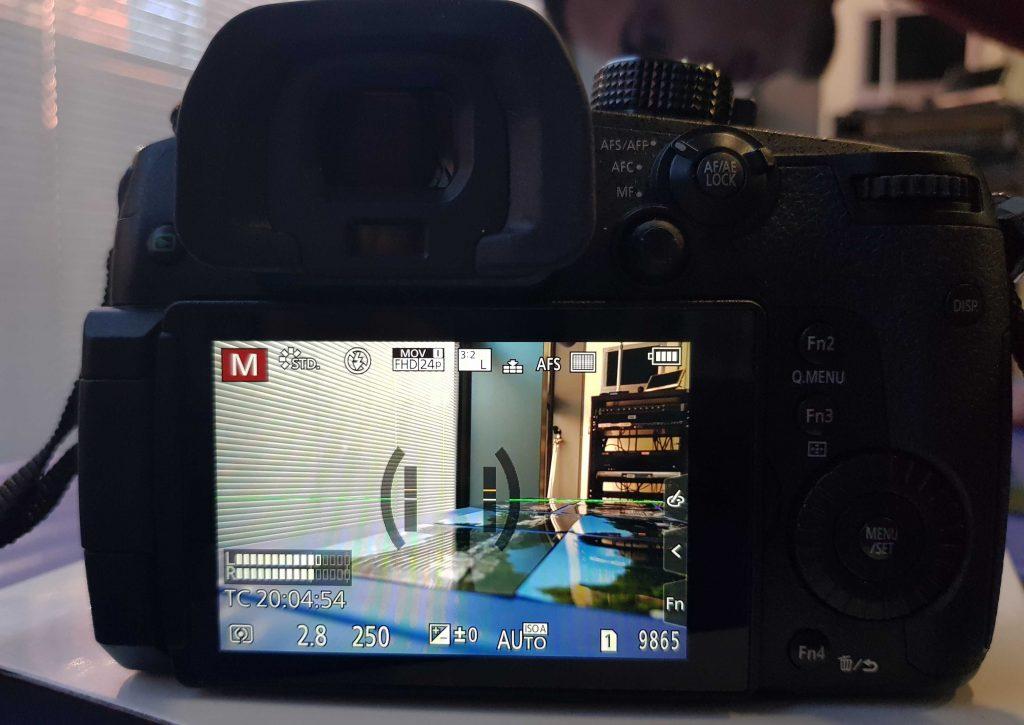 CES 2018 - Panasonic annuncia la Lumix GH5S