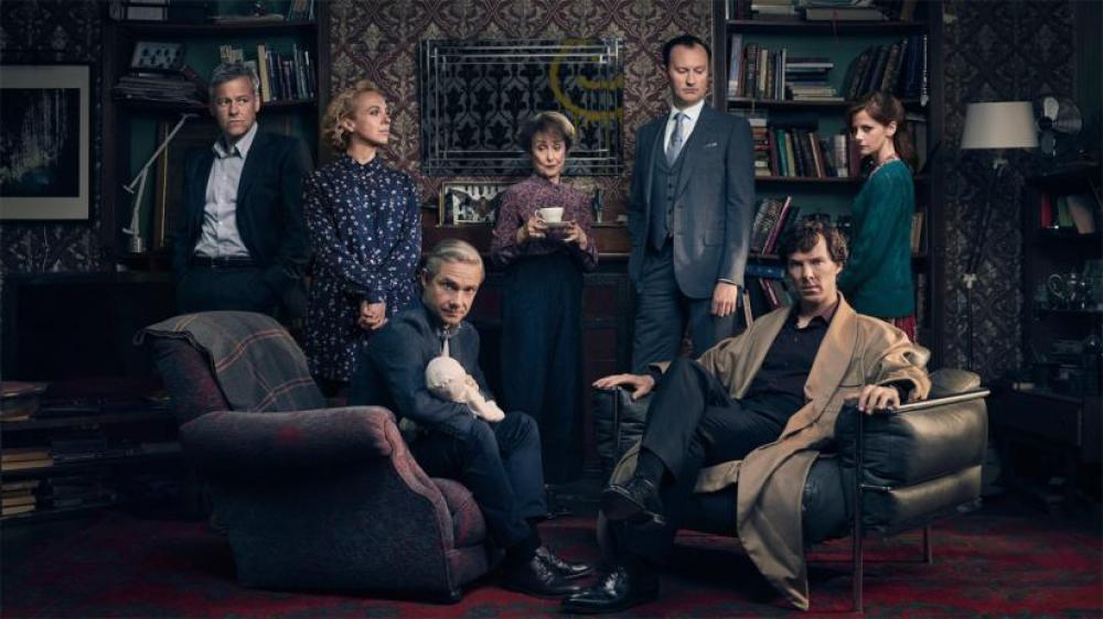 Sherlock 4