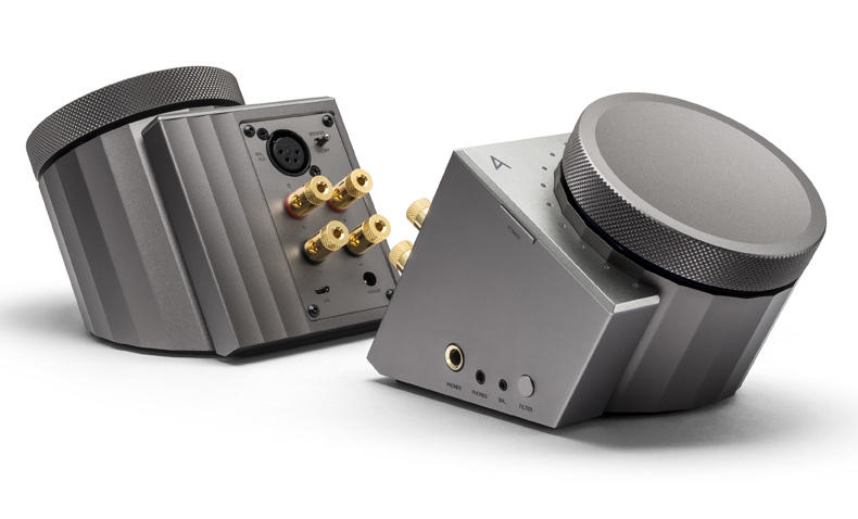 Astell & Kern ACRO L1000: ampli desktop e DAC hi-res di classe