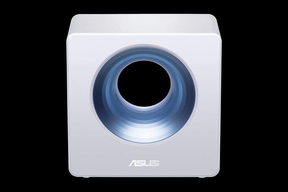 Asus Blue Cave Router 3D 3