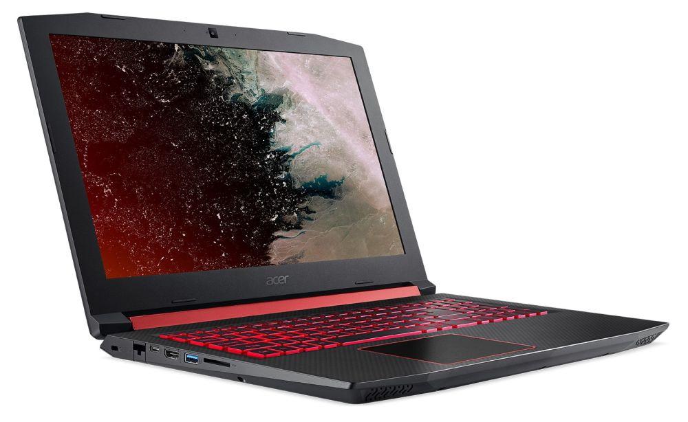 Acer Nitro 5, notebook gaming con processore Intel Core i7+