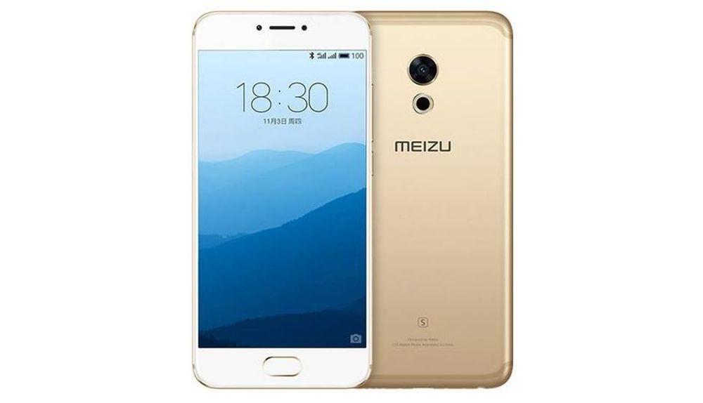 Meizu M6s gold